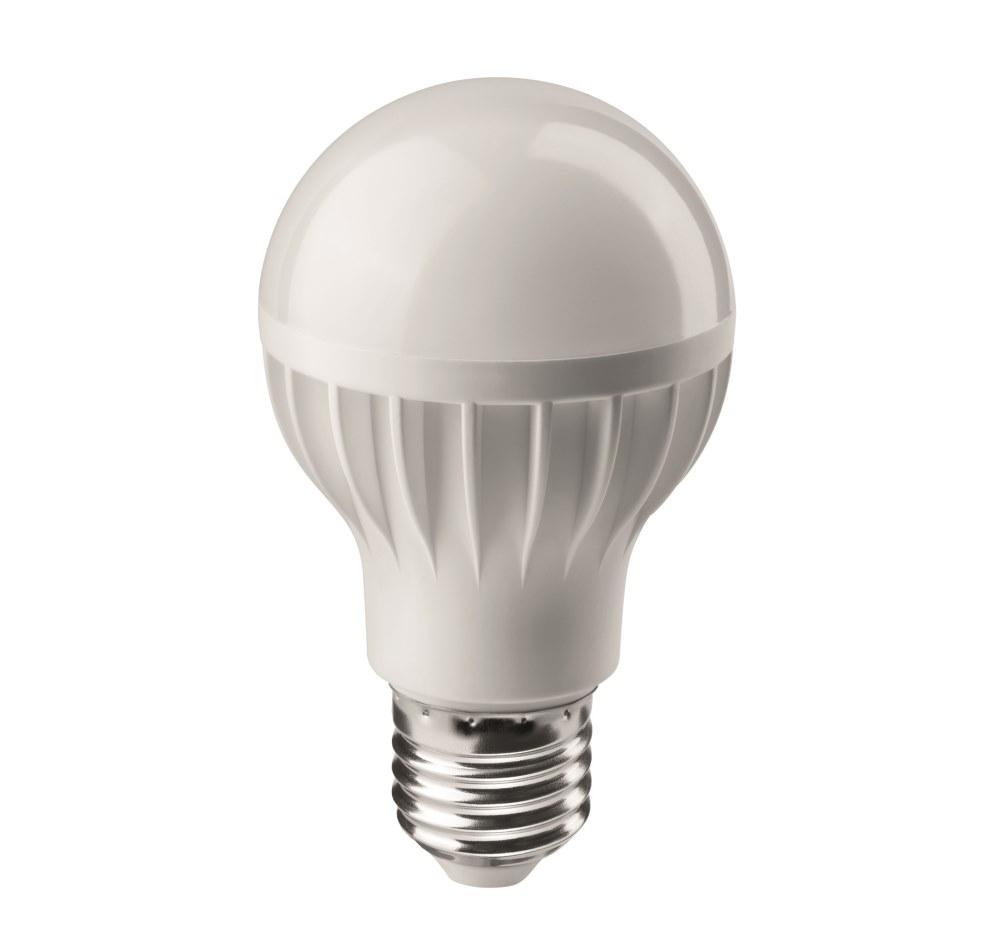 Лампа светодиодная ОНЛАЙТЛампы<br>Тип лампы: светодиодная,<br>Форма лампы: груша,<br>Цвет колбы: белая,<br>Тип цоколя: Е27,<br>Напряжение: 220,<br>Мощность: 10,<br>Цветовая температура: 2700,<br>Цвет свечения: теплый<br>