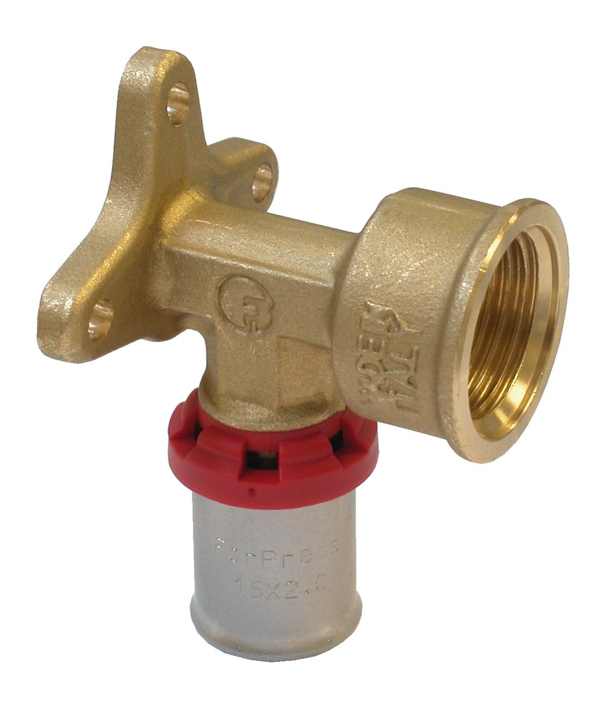 Уголок FornaraУголки для труб<br>Материал фитинга: латунь, Тип трубного соединения: резьба, Присоединительный размер: 1/2  <br>