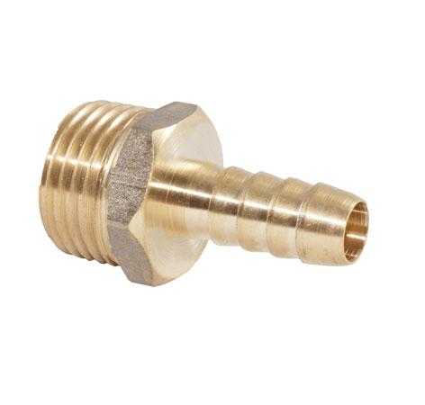 Переходник U-tecАрматура для труб<br>Тип трубного соединения: резьба,<br>Назначение арматуры: переходник,<br>Присоединительный размер: 1/2  <br>