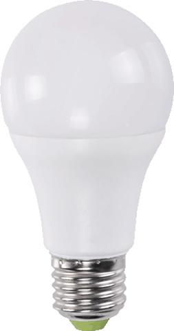 Led-a60-standard 5Вт 160-260В Е27 4000К, Лампа светодиодная