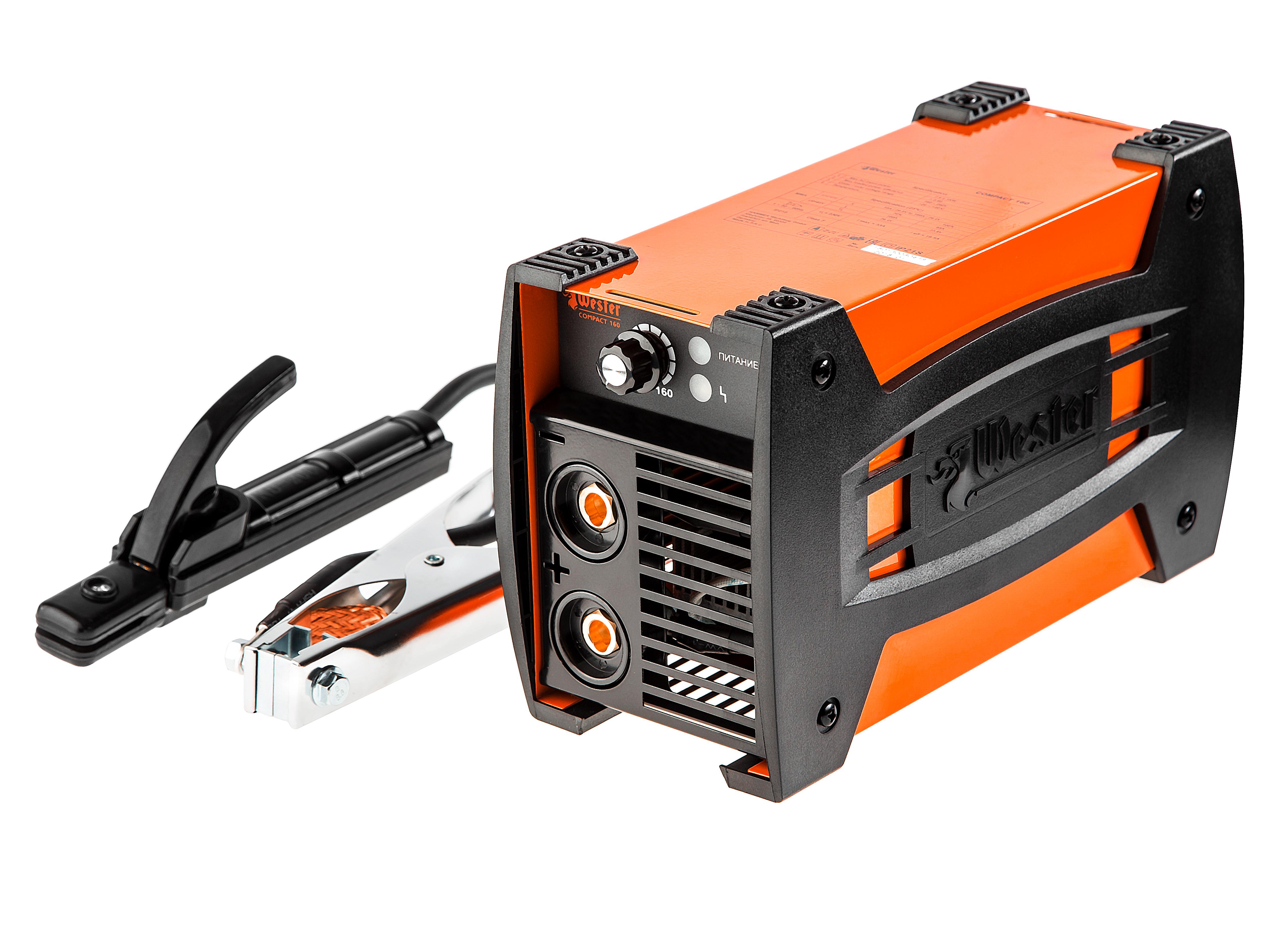 Сварочный аппарат Wester Compact 160