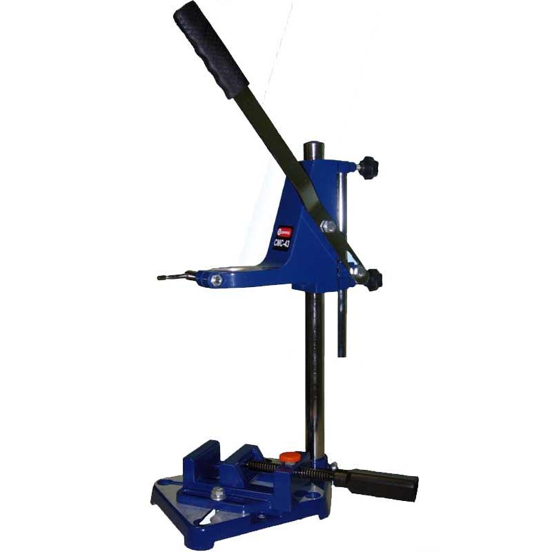 Стойка ДИОЛДПриспособления для электроинструмента<br>Тип: стойка, Назначение: для дрели, шуруповерта<br>