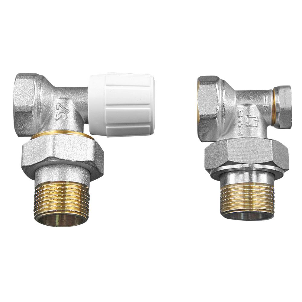 Клапан AqualinkКомплектующие для радиаторов<br>Назначение: для подключения радиатора<br>