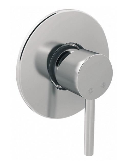 Смеситель VitraСмесители<br>Назначение смесителя: для ванны,<br>Тип управления смесителя: однорычажный,<br>Цвет покрытия: хром,<br>Стиль смесителя: модерн,<br>Монтаж смесителя: вертикальный,<br>Тип установки смесителя: скрытая установка,<br>Излив: традиционный,<br>Родина бренда: Швейцария,<br>Коллекция: minimax s<br>