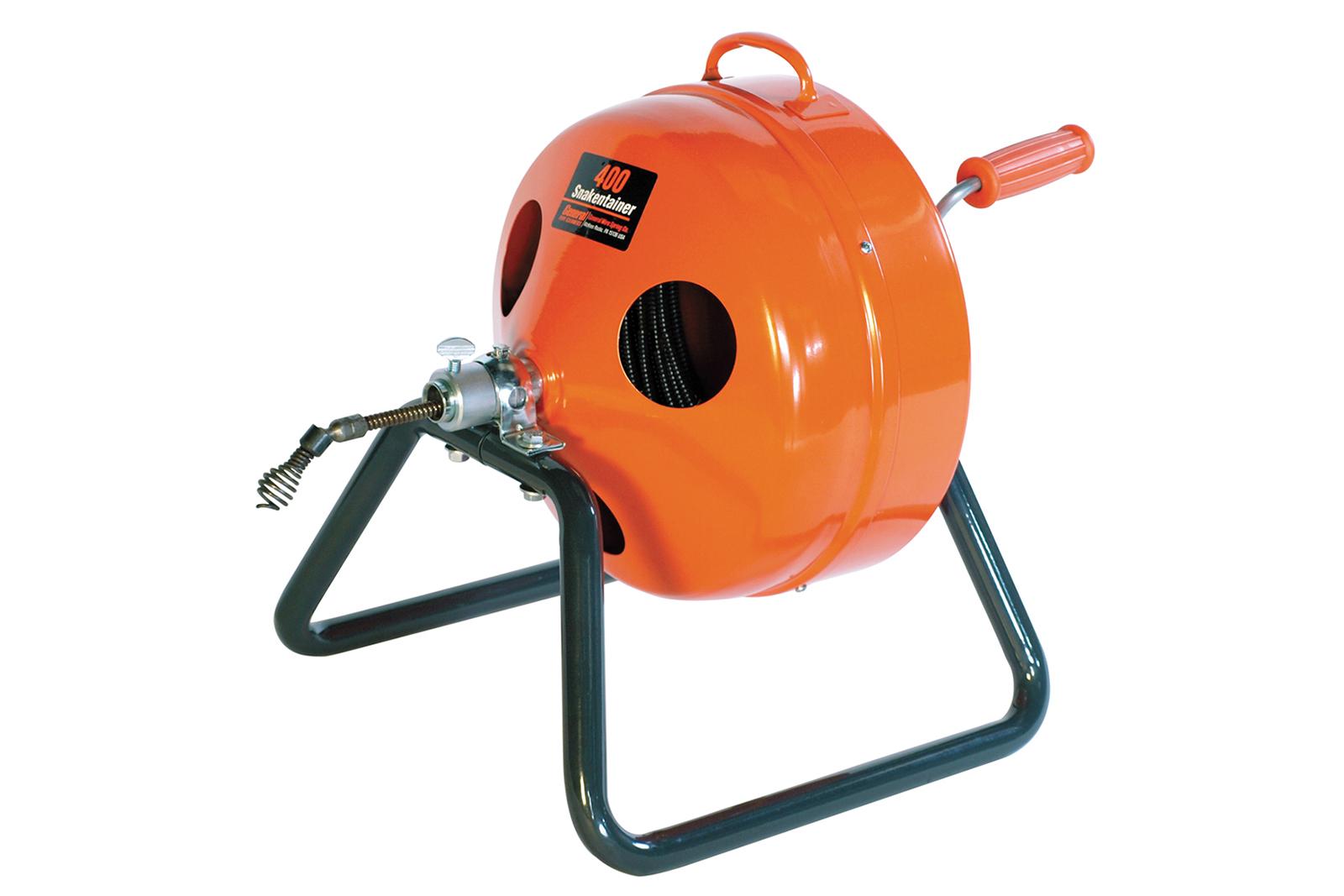 Прочистная машина General pipeПрочистное оборудование<br>Тип прочистного оборудования: трос для прочистки,<br>Макс. диаметр трубы: 150,<br>Мин. диаметр трубы: 50,<br>Длина спирали: 23<br>