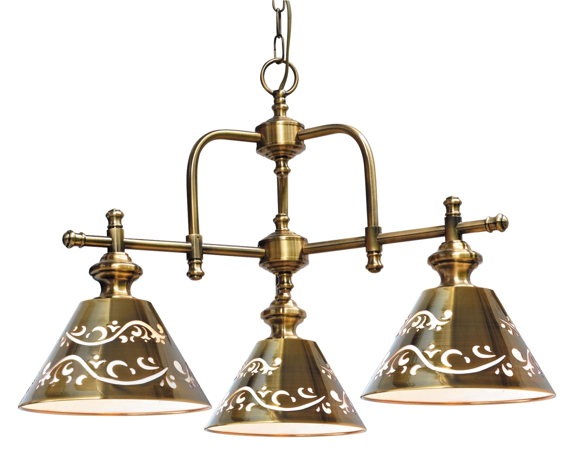 Люстра Arte lampЛюстры<br>Назначение светильника: для комнаты,<br>Стиль светильника: классика,<br>Тип: подвесная,<br>Материал светильника: металл,<br>Материал арматуры: металл,<br>Длина (мм): 650,<br>Ширина: 650,<br>Высота: 410,<br>Количество ламп: 3,<br>Тип лампы: накаливания,<br>Мощность: 40,<br>Патрон: Е14,<br>Цвет арматуры: бронза<br>