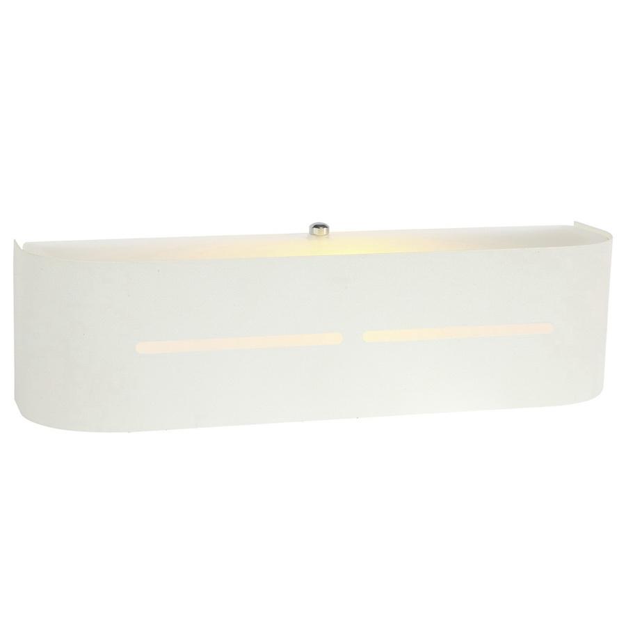 Светильник настенно-потолочный Arte lampСветильники настенно-потолочные<br>Мощность: 40, Количество ламп: 1, Назначение светильника: для комнаты, Стиль светильника: модерн, Материал светильника: металл, стекло, Тип лампы: накаливания, Длина (мм): 300, Ширина: 80, Высота: 80, Патрон: Е14, Цвет арматуры: белый, Коллекция: cosmopolitan 7210<br>