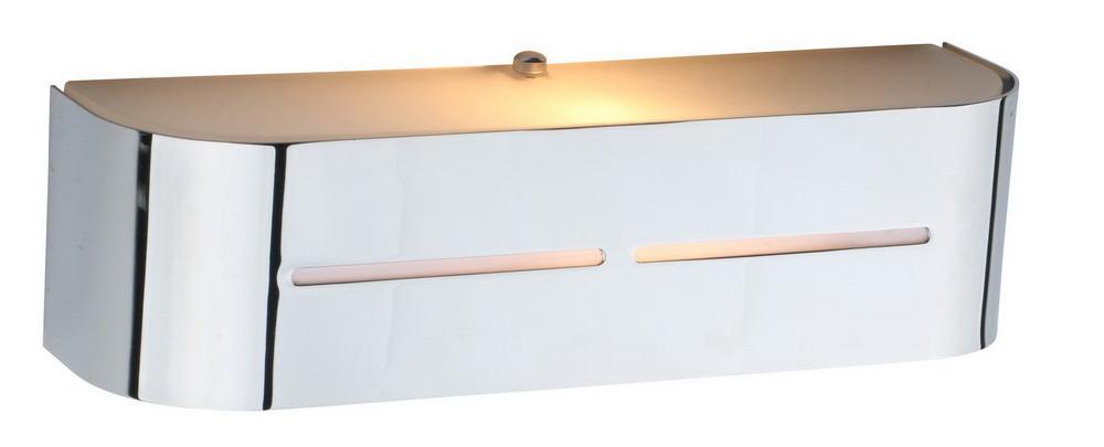 Светильник настенно-потолочный Arte lampСветильники настенно-потолочные<br>Мощность: 40, Количество ламп: 1, Назначение светильника: для комнаты, Стиль светильника: современный, Материал светильника: металл, стекло, Тип лампы: накаливания, Длина (мм): 300, Ширина: 80, Высота: 80, Патрон: Е14, Цвет арматуры: хром, Коллекция: cosmopolitan 7210<br>