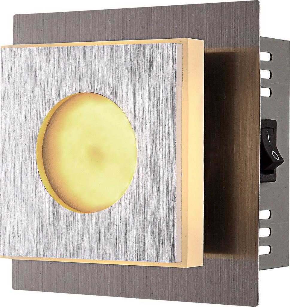 Светильник настенно-потолочный GloboСветильники настенно-потолочные<br>Мощность: 4, Количество ламп: 1, Назначение светильника: для комнаты, Стиль светильника: модерн, Материал светильника: металл, пластик, стекло, Тип лампы: светодиодная, Длина (мм): 100, Ширина: 70, Высота: 100, Патрон: LED, Цвет арматуры: белый, Коллекция: cayman<br>