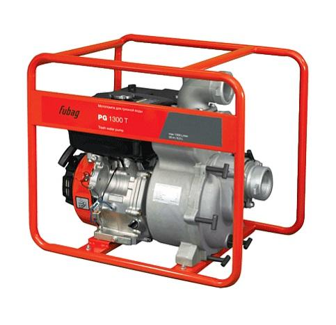 Мотопомпа FubagМотопомпы<br>Мощность (лс): 9, Производитель двигателя: FUBAG, Макс. производительность по воде: 21.8, Макс. глубина: 8, Макс. высота: 26, Вид топлива: бензин, Бак: 6.5, Назначение по воде: грязная вода, Вес нетто: 58.3<br>