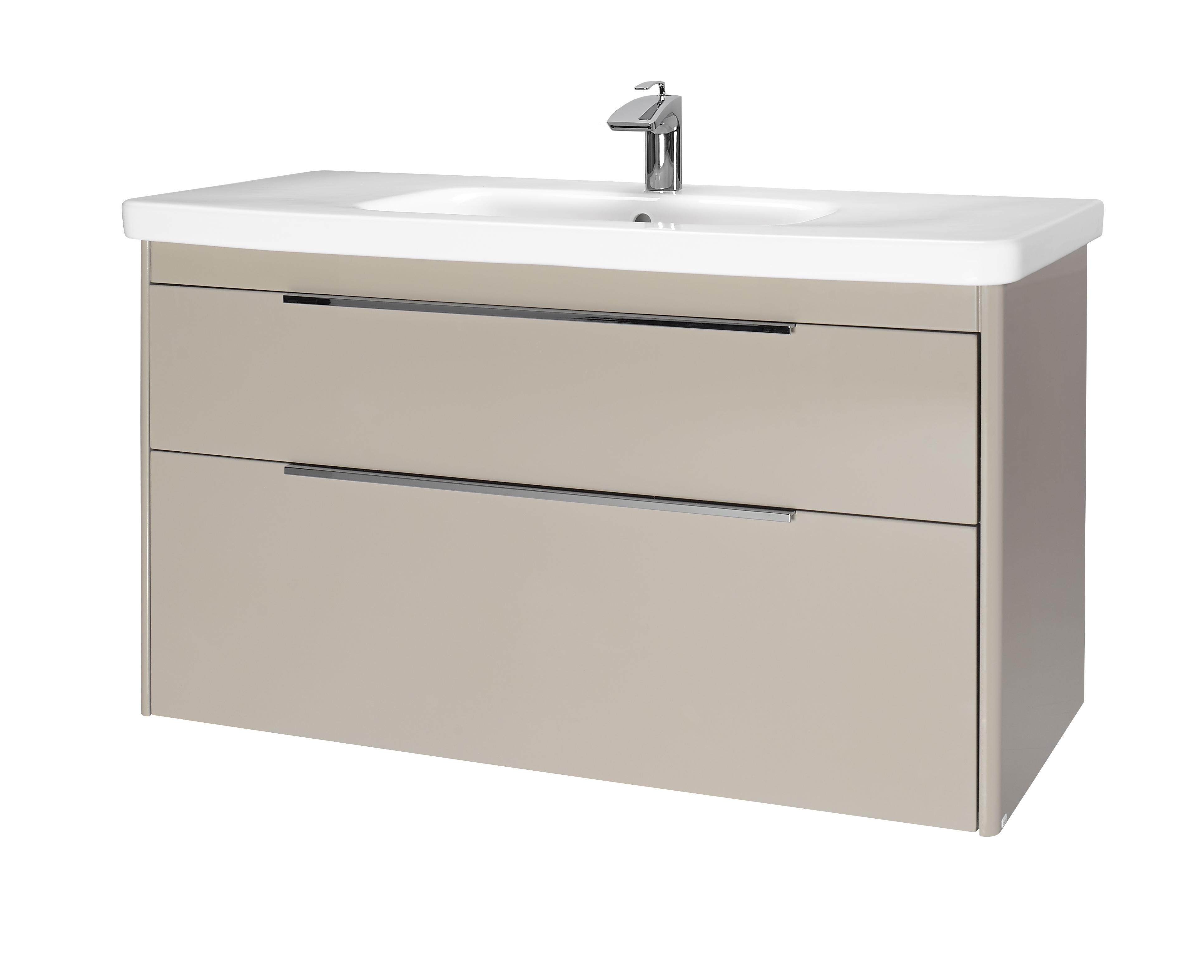 Тумба под раковину DrejaМебель для ванной комнаты<br>Тип: тумба,<br>Тип установки мебели для ванной: под раковину,<br>Материал изготовления мебели для ванной: мдф,<br>Цвет мебели для ванной: серый,<br>С ящиками: есть<br>