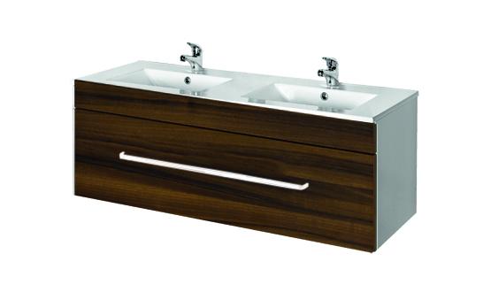 Тумба под раковину DrejaМебель для ванной комнаты<br>Тип: тумба,<br>Тип установки мебели для ванной: под раковину,<br>Материал изготовления мебели для ванной: мдф,<br>Цвет мебели для ванной: цвета под дерево,<br>С ящиками: есть,<br>Коллекция: aston<br>