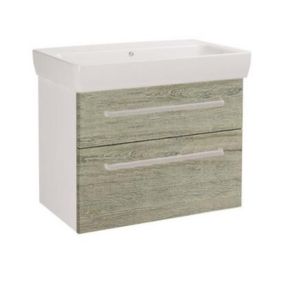 Тумба под раковину DrejaМебель для ванной комнаты<br>Тип: тумба,<br>Тип установки мебели для ванной: под раковину,<br>Материал изготовления мебели для ванной: дсп,<br>Цвет мебели для ванной: цвета под дерево,<br>С ящиками: есть,<br>Коллекция: q70<br>