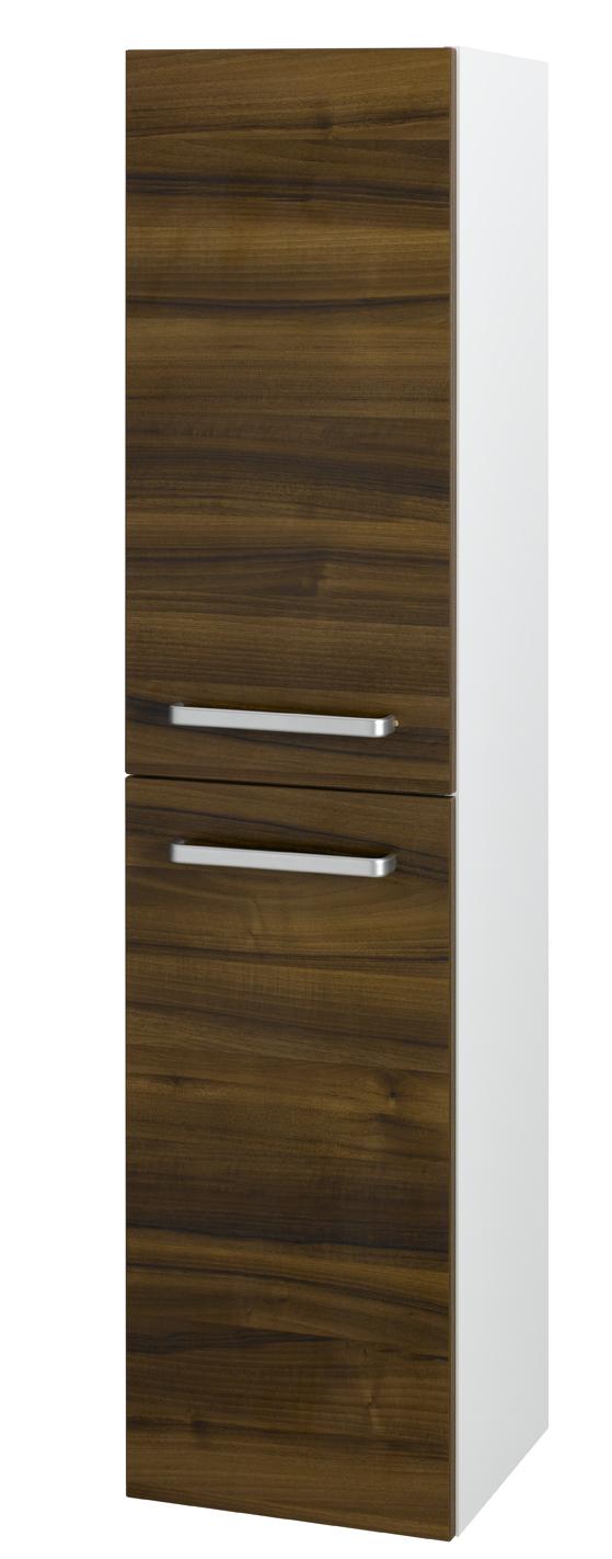 Пенал DrejaМебель для ванной комнаты<br>Тип: пенал,<br>Тип установки мебели для ванной: подвесной,<br>Материал изготовления мебели для ванной: дсп,<br>Цвет мебели для ванной: цвета под дерево,<br>Коллекция: q max<br>