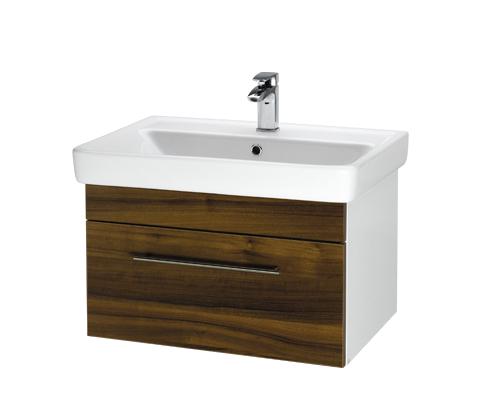 Тумба под раковину DrejaМебель для ванной комнаты<br>Тип: тумба,<br>Тип установки мебели для ванной: под раковину,<br>Материал изготовления мебели для ванной: дсп,<br>Цвет мебели для ванной: цвета под дерево,<br>С ящиками: есть<br>