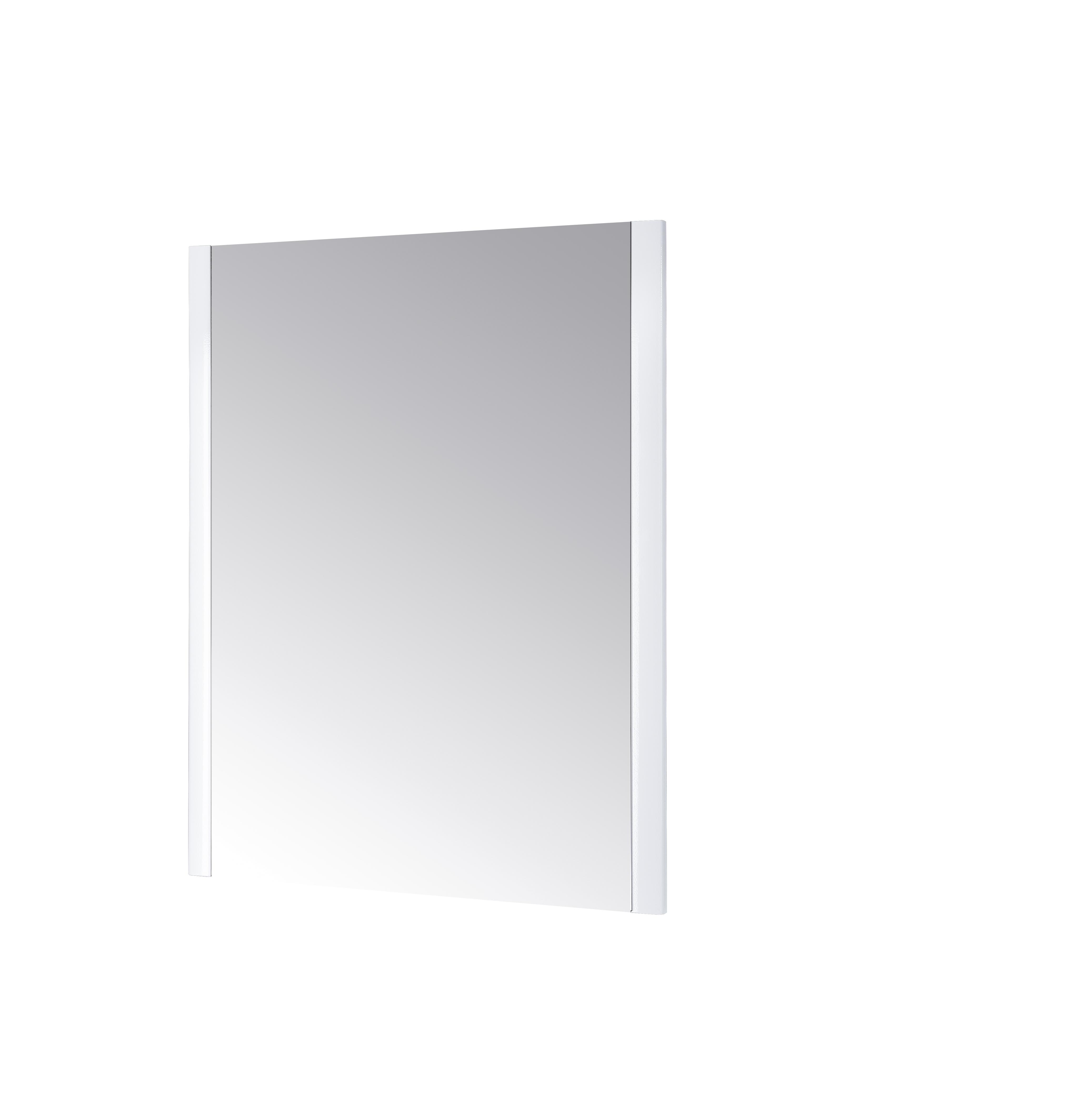 Зеркало DrejaЗеркала<br>Высота: 800, Ширина: 720, Форма зеркала: прямоугольник, Назначение: для ванной, Зеркало в раме: есть, Тип рамы: деревянная, Цвет рамы: белый, Коллекция: wind<br>
