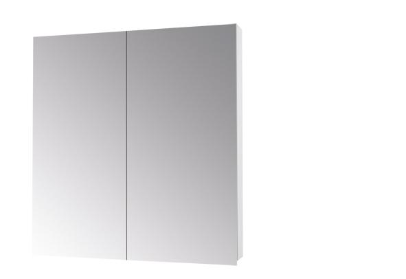 Зеркало-шкаф DrejaМебель для ванной комнаты<br>Тип: шкаф,<br>Тип установки мебели для ванной: подвесной,<br>Материал изготовления мебели для ванной: дсп,<br>Зеркало: есть,<br>Цвет мебели для ванной: белый,<br>С ящиками: есть<br>