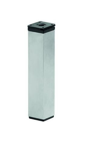 Ножка DrejaМебель для ванной комнаты<br>Тип: модуль, Тип установки мебели для ванной: напольный, Материал изготовления мебели для ванной: металл, Цвет мебели для ванной: серый<br>