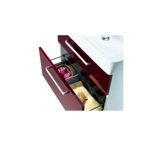 Органайзер DrejaМебель для ванной комнаты<br>Тип: органайзер,<br>Тип установки мебели для ванной: встроенный,<br>Коллекция: aston<br>