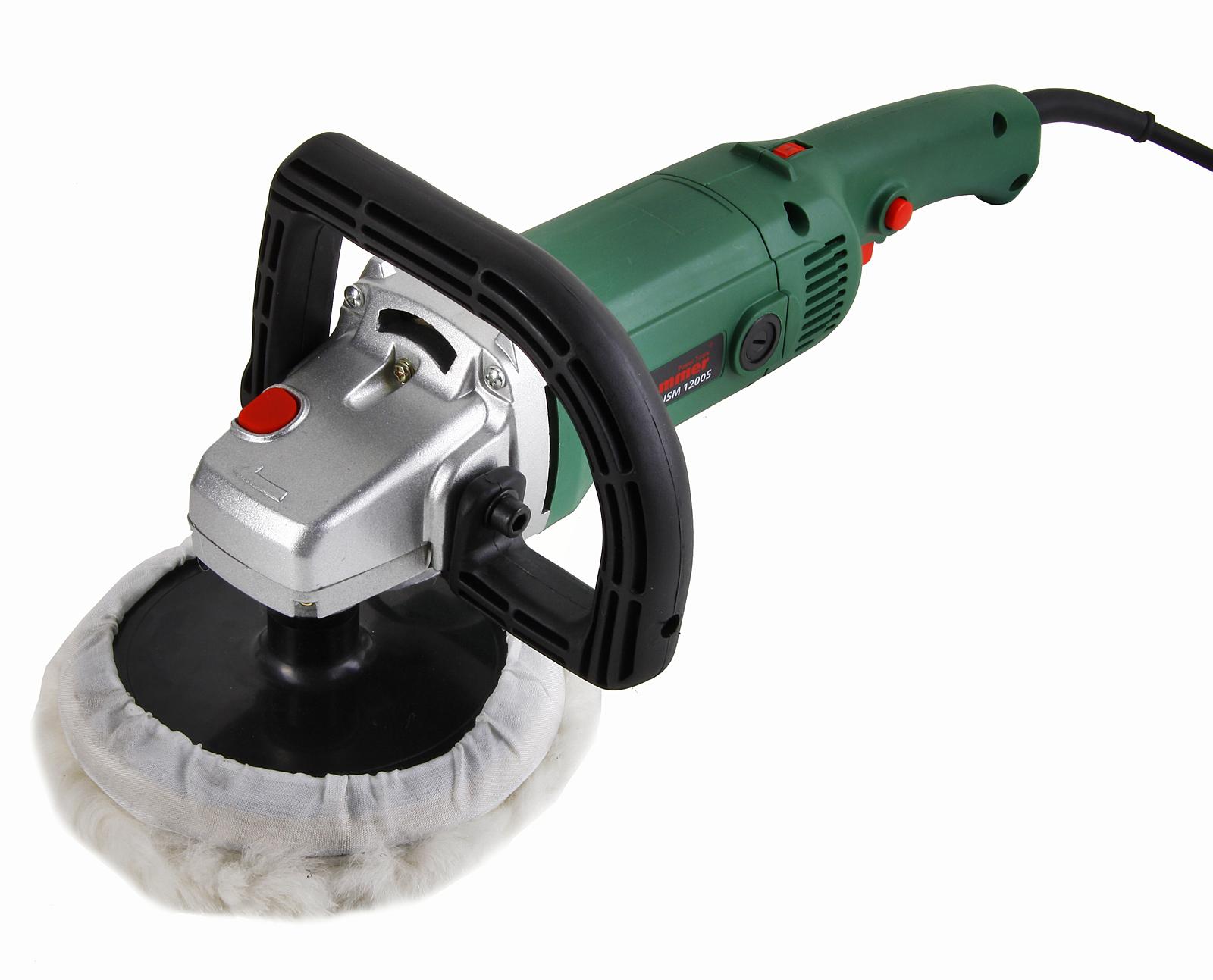 Фотография товара Машина полировальная Hammer
