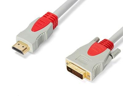 Шнур DelinkКабели и антенны<br>Тип разъемов: DVI/HDMI,<br>Тип соединения: Plug/Plug,<br>Длина кабеля: 10,<br>Назначение: видео,<br>Позолоченные контакты: есть,<br>Количество разъемов: 2,<br>Цвет: серый<br>