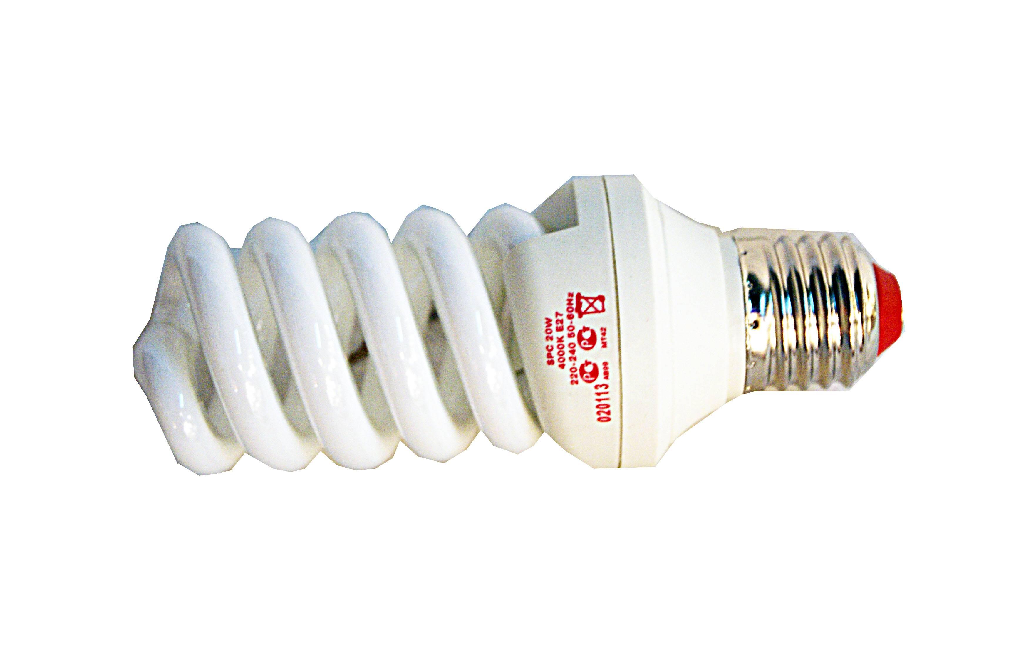 Лампа люминесцентная ЭКОНОМКАЛампы<br>Тип лампы: энергосберегающая,<br>Форма лампы: спираль,<br>Цвет колбы: белая,<br>Тип цоколя: Е27,<br>Напряжение: 220,<br>Мощность: 26,<br>Цветовая температура: 2700,<br>Цвет свечения: теплый<br>