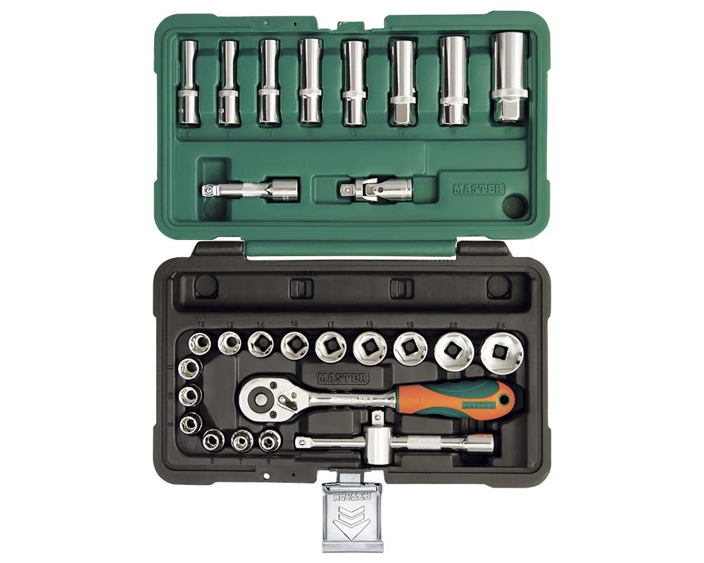 Набор инструментов Master 308128-m
