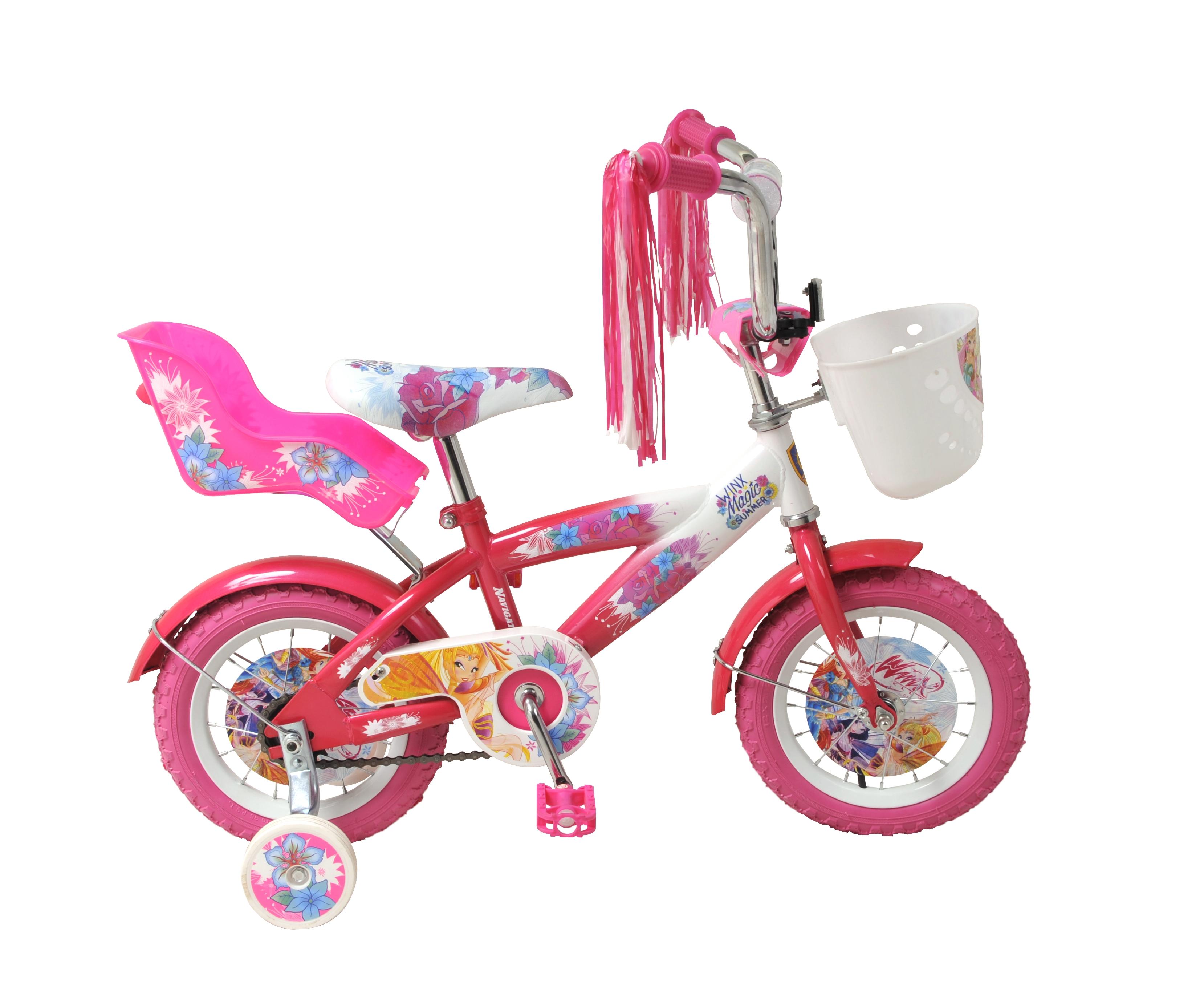 Велосипед трехколёсный Coloma Comfort ANGEL Blue/orange Aluminium голубой 891-14