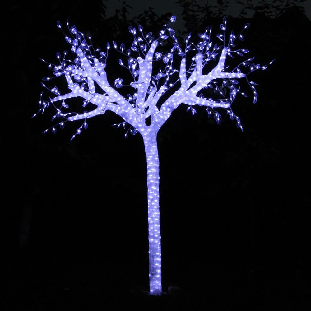 Фигура новогодняя IliniНовогодние светильники<br>Тип: фигура объемная,<br>Форма фигуры: сакура,<br>Высота: 1600,<br>Ширина: 1600,<br>Количество ламп: 1664,<br>Тип лампы: светодиодная<br>