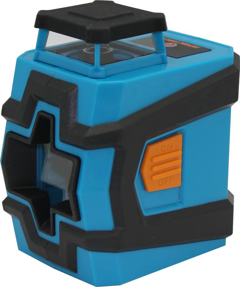 Уровень ПРАКТИКАУровни лазерные<br>Тип устройства: уровень,<br>Дальность: 10,<br>Погрешность нивелирования: 0.5,<br>Проецирование лучей: линейное,<br>Количество лучей: 2,<br>Выравнивание: автоматическое,<br>Угол самовыравнивания: 4,<br>Класс лазера: II,<br>Длина волны: 635,<br>Источники питания: AA<br>
