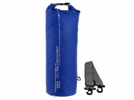 Гермомешок OverboardСумки<br>Тип изделия: гермомешок,<br>Объем: 12,<br>Форм-фактор: сумка,<br>Спортивная сумка: есть,<br>Размеры: 400х190,<br>Высота: 400,<br>Материал: ПВХ,<br>Водонепроницаемость: есть<br>
