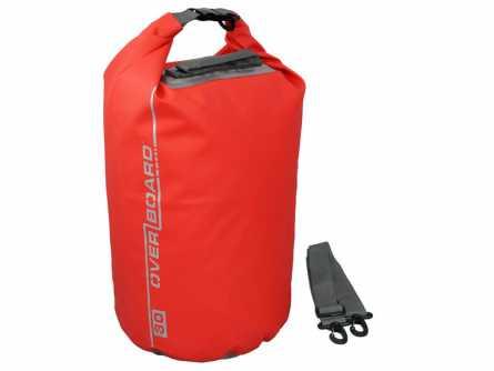 Гермомешок OverboardСумки<br>Тип изделия: гермомешок,<br>Объем: 30,<br>Форм-фактор: сумка,<br>Спортивная сумка: есть,<br>Размеры: 420х290,<br>Высота: 420,<br>Материал: ПВХ,<br>Водонепроницаемость: есть<br>