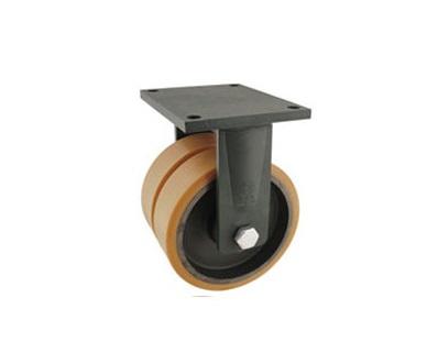 Колесо Tellure rotaПринадлежности для складского оборудования<br>Тип: колесо, Материал: полиуретан, Тип колеса: большегрузное, Диаметр колес, мм: 250, Способ крепления: под площадку<br>