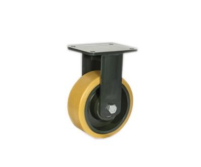 Колесо Tellure rotaПринадлежности для складского оборудования<br>Тип: колесо,<br>Материал: полиуретан,<br>Тип колеса: большегрузное,<br>Диаметр колес, мм: 300,<br>Способ крепления: под площадку<br>