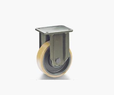 Колесо Tellure rotaПринадлежности для складского оборудования<br>Тип: колесо,<br>Материал: полиуретан,<br>Тип колеса: большегрузное,<br>Диаметр колес, мм: 250,<br>Способ крепления: под площадку<br>