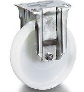 Колесо Tellure rotaПринадлежности для складского оборудования<br>Тип: колесо,<br>Материал: полиамид,<br>Тип колеса: промышленное,<br>Диаметр колес, мм: 200,<br>Способ крепления: под площадку<br>