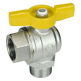 Кран шаровый Giacomini - GiacominiКраны шаровые<br>Материал трубопровода или фитинга: латунь,<br>Тип соединения трубопровода: резьба,<br>Присоединительный размер: 1/2  <br>