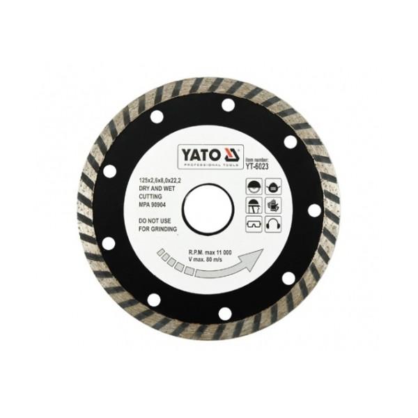 Yt-6023, Круг алмазный