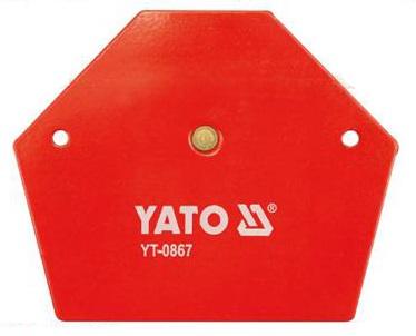 Yt-0866, Угольник магнитный