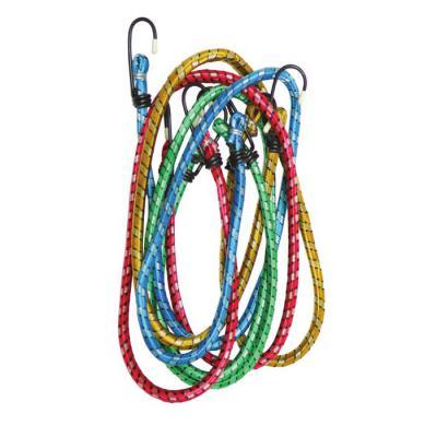 Крепёж SkrabКрепления для багажа<br>Тип: резинка,<br>Длина (мм): 900,<br>Диаметр: 8,<br>Цвет: разноцветный<br>