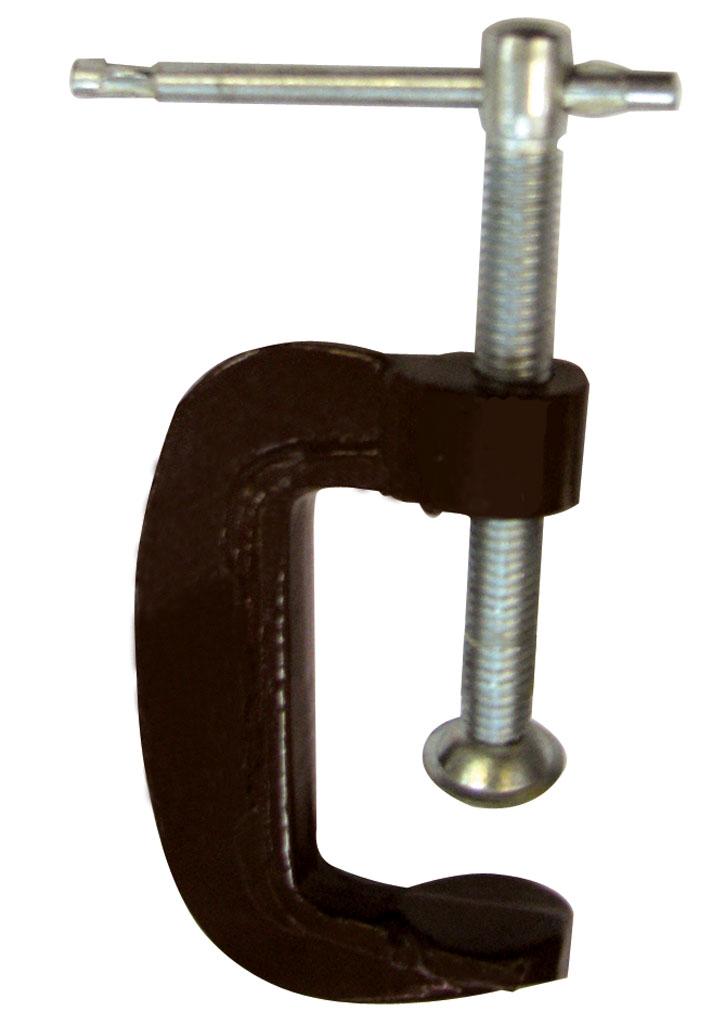Струбцина BiberСтрубцины и тиски<br>Тип: струбцина, Тип струбцины: G-образная, Назначение струбцины: монтажная, Ширина: 50<br>