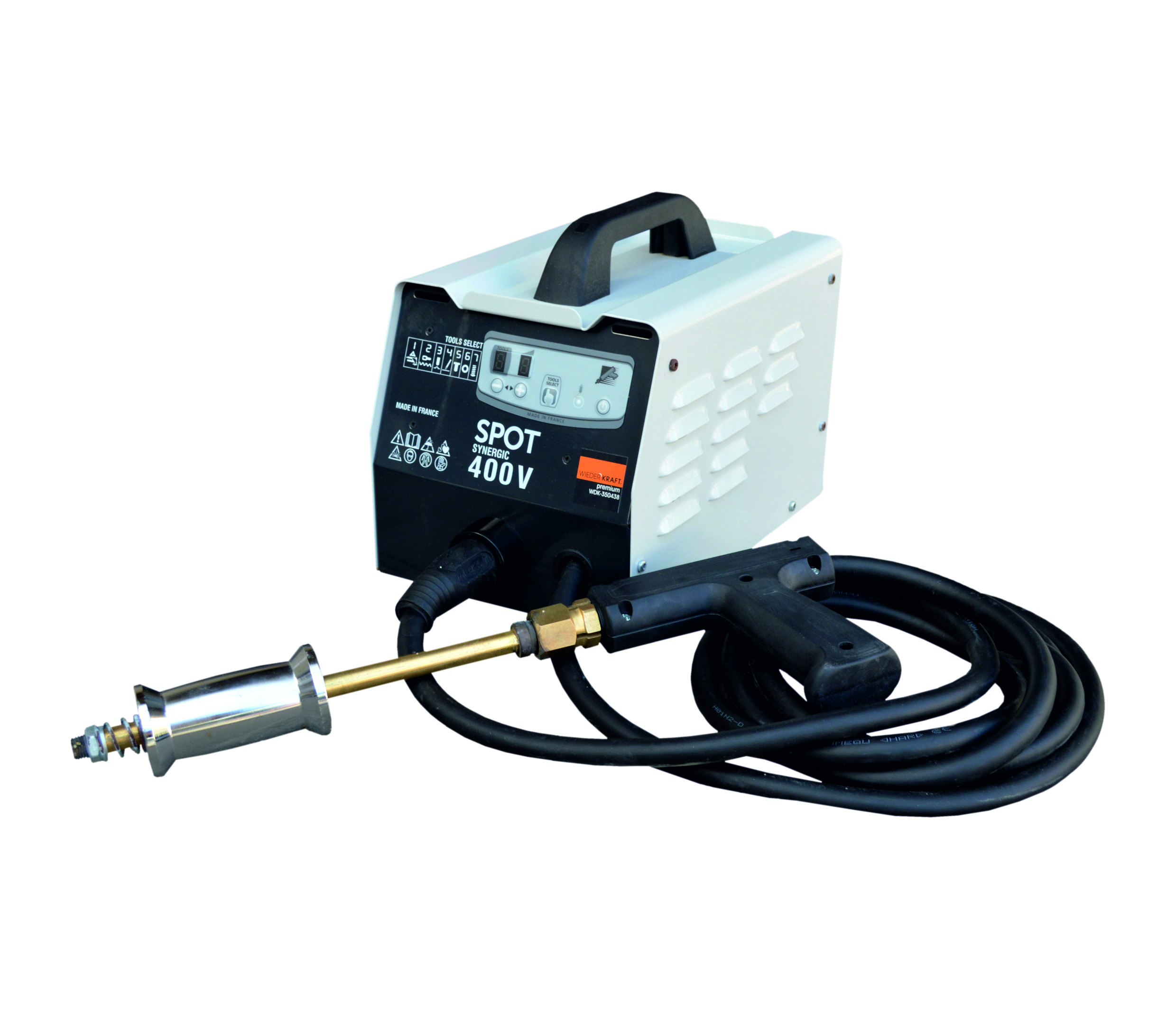 Сварочный аппарат Wiederkraft Wdk-350438