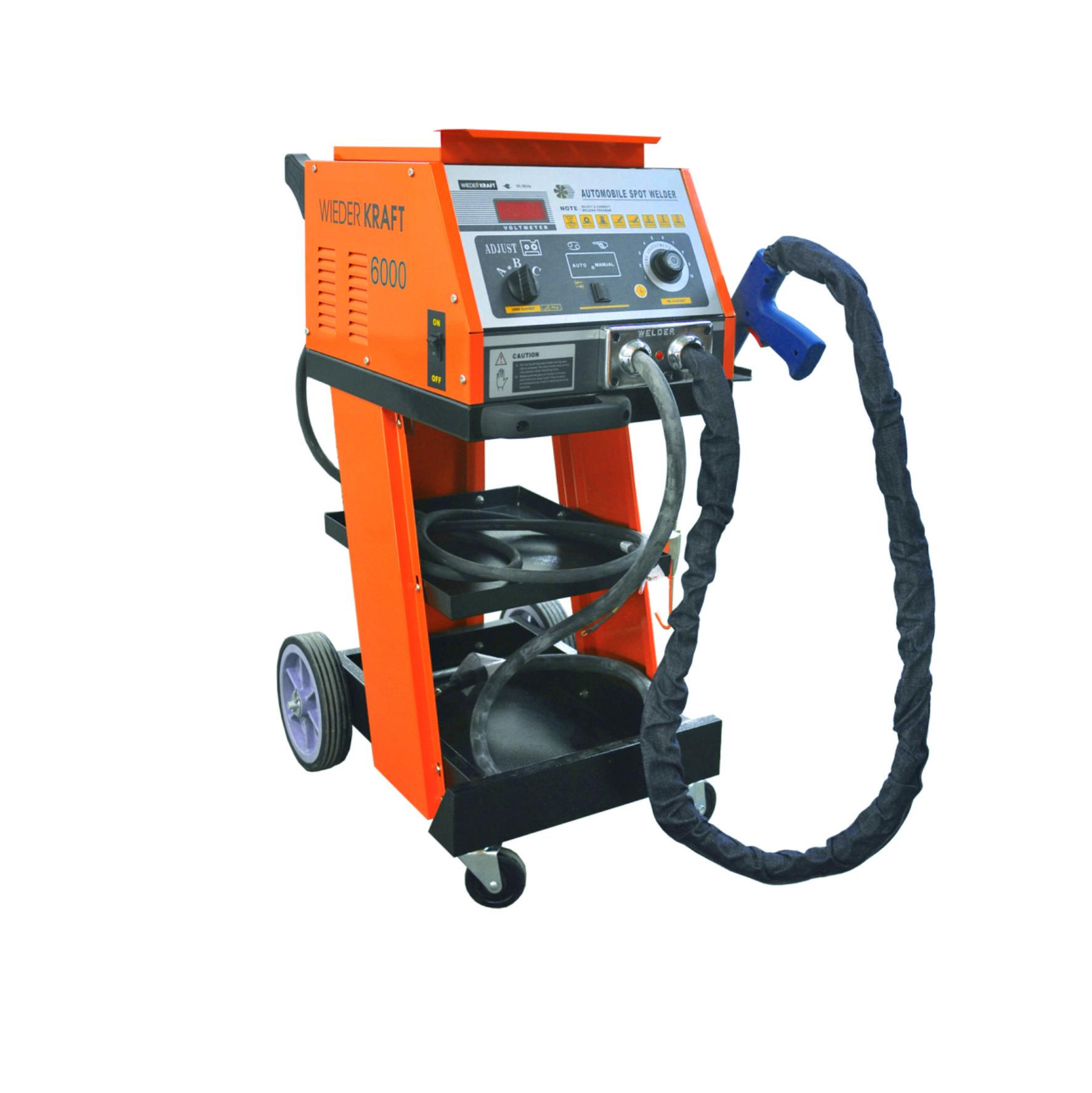 Сварочный аппарат Wiederkraft Wdk-6000