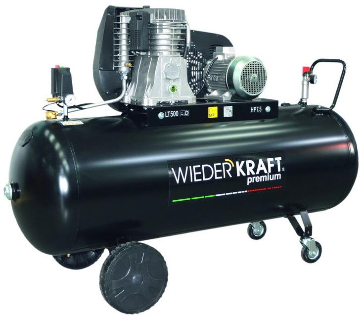 Компрессор Wiederkraft Wdk-95079