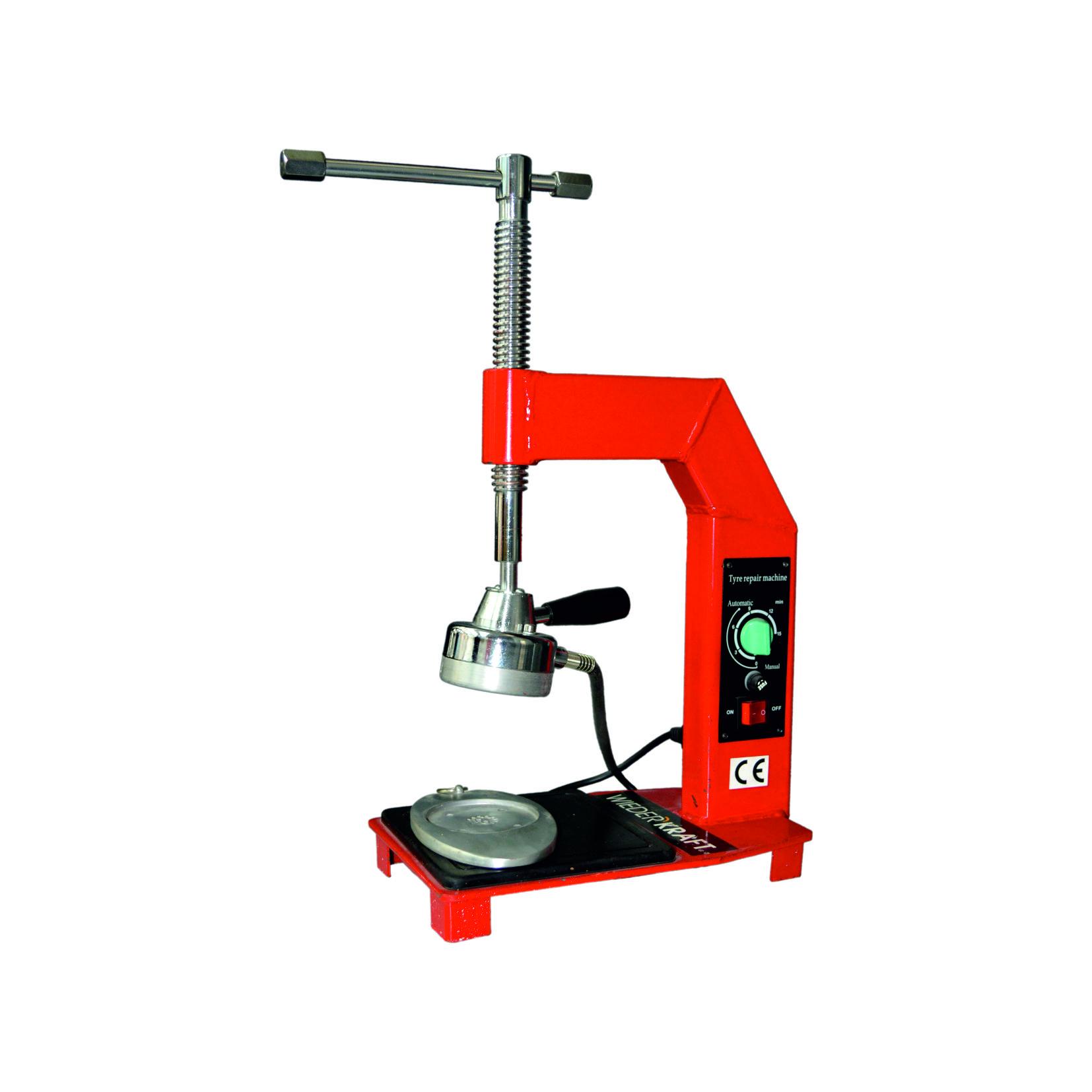 Вулканизатор шин WiederkraftИнструмент для обслуживания колес<br>Тип: вулканизатор<br>