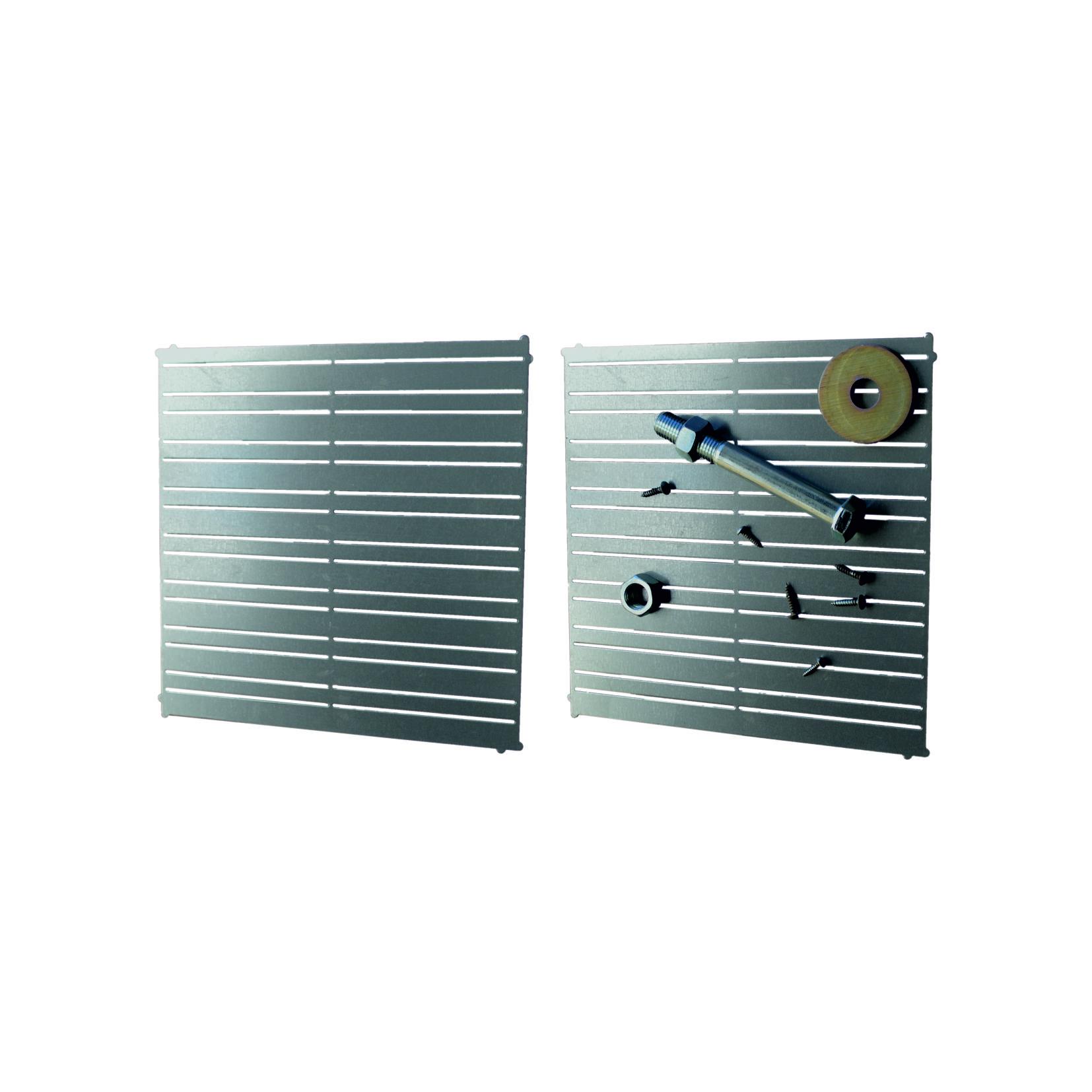 Панель WiederkraftДополнительный инструмент<br>Тип: панель,<br>Длина (мм): 300,<br>Ширина: 300,<br>Материал: металл<br>