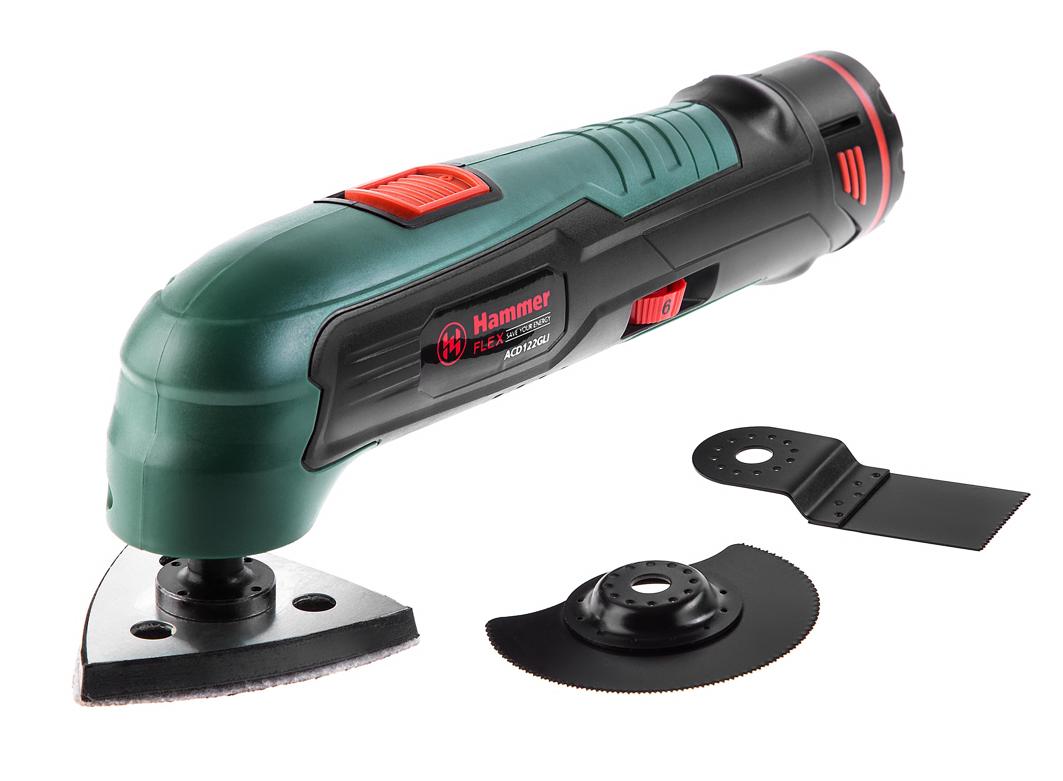 Инструмент многофункциональный Hammer