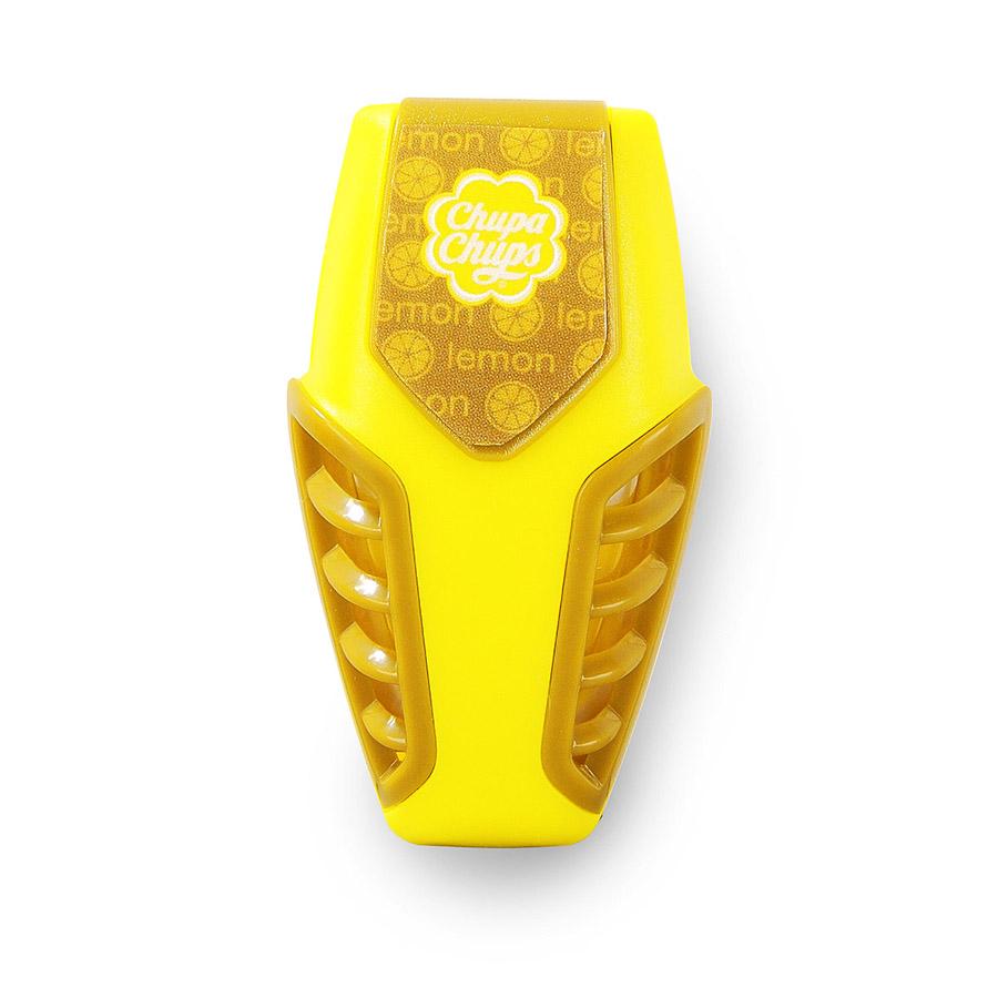 Ароматизатор Chupa chupsАроматизаторы<br>Аромат: цитрусы, Тип: на дефлектор, Материал: гель<br>