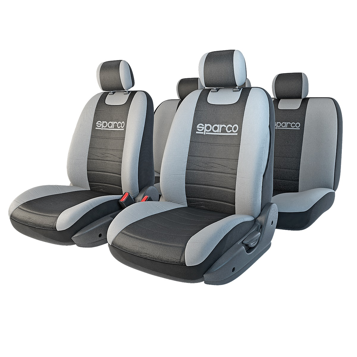 ����� �� ������� Sparco Spc/cls-1105 bk/gy