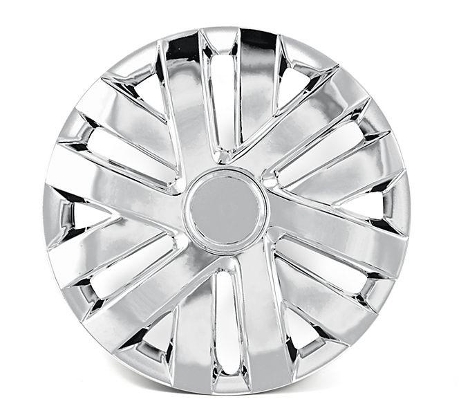 Колпаки на колёса AutoprofiКолпаки на колёса<br>Диаметр колес: 16, Размер колес: 400, Цвет: хром<br>